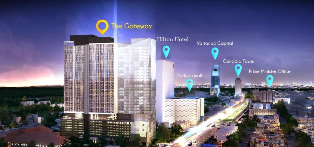 The Gateway Cambodia