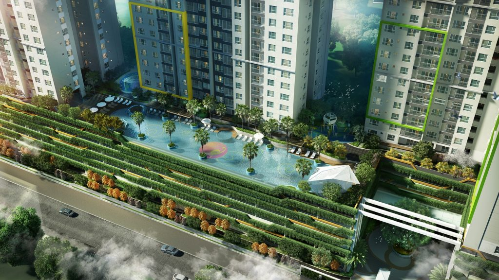 Seasons Avenue Hanoi_facilities