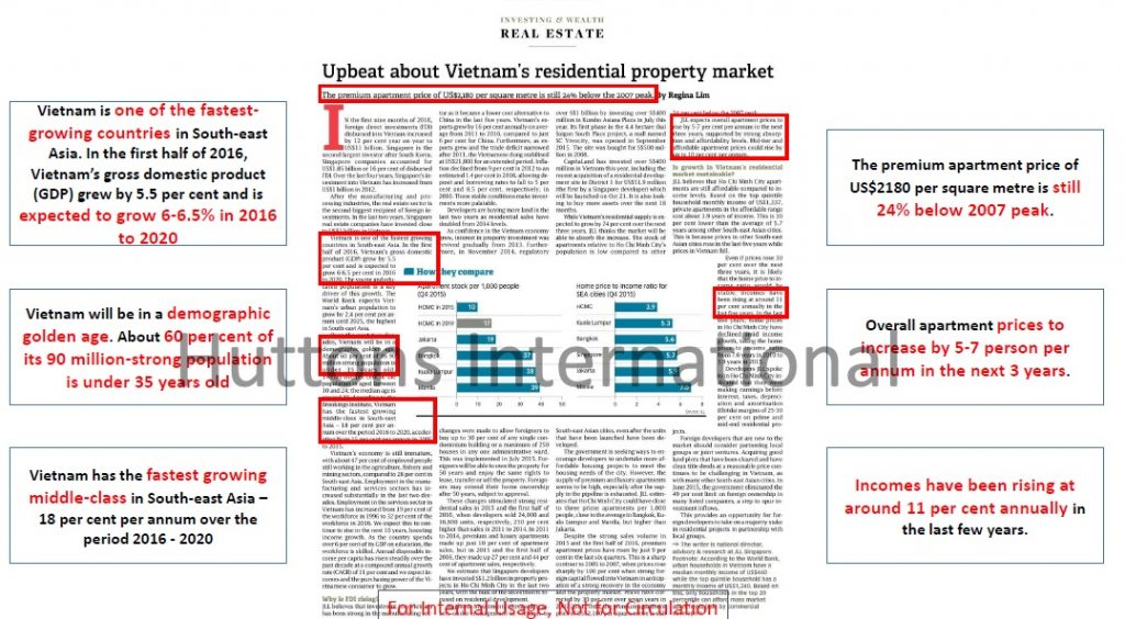 Vietnam Property Market