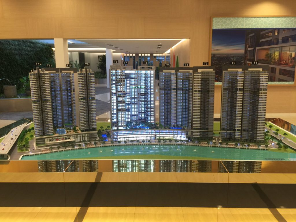 The View Riviera Point Vietnam Model