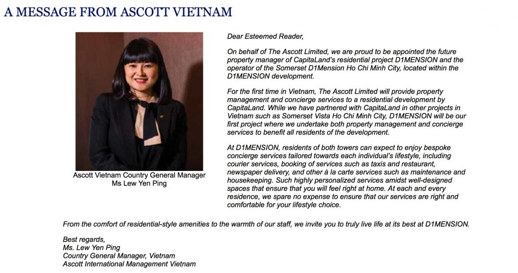 D1MENSION-HCMC-Ascott-Message