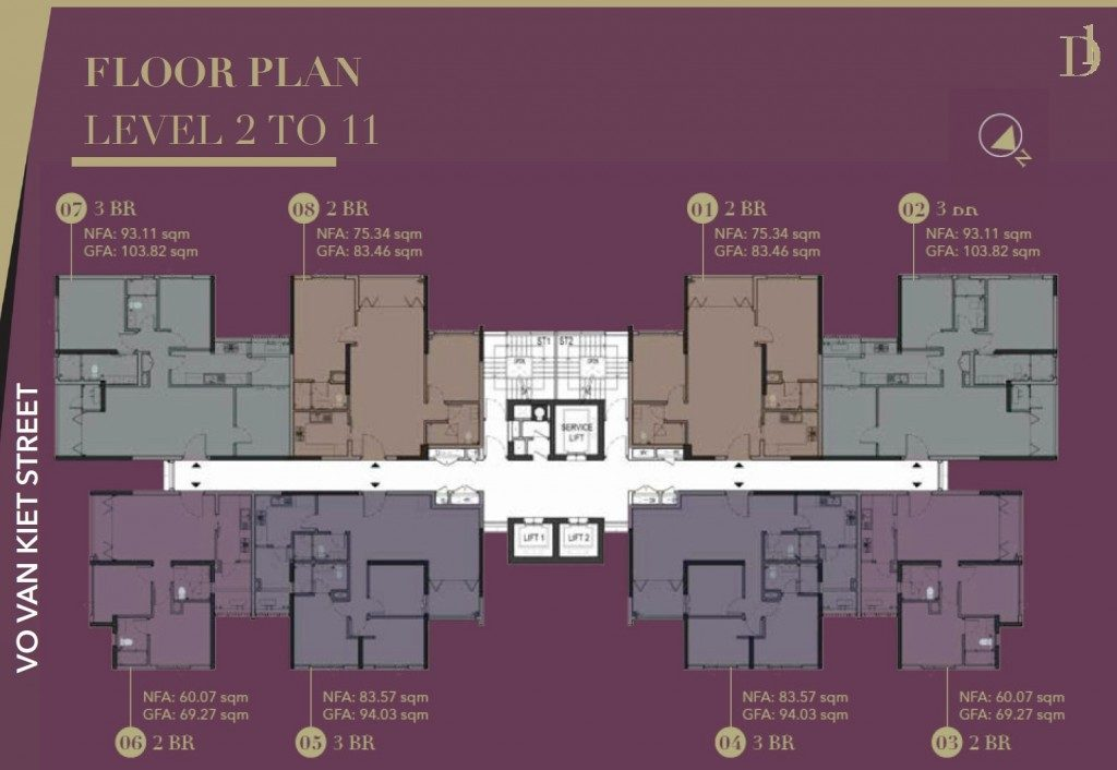 D1mension-Floor Plan-Level2-to-11