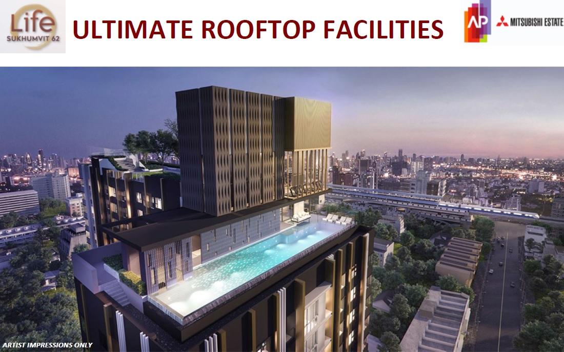 Life Sukhumvit 62 Rooftop Facility