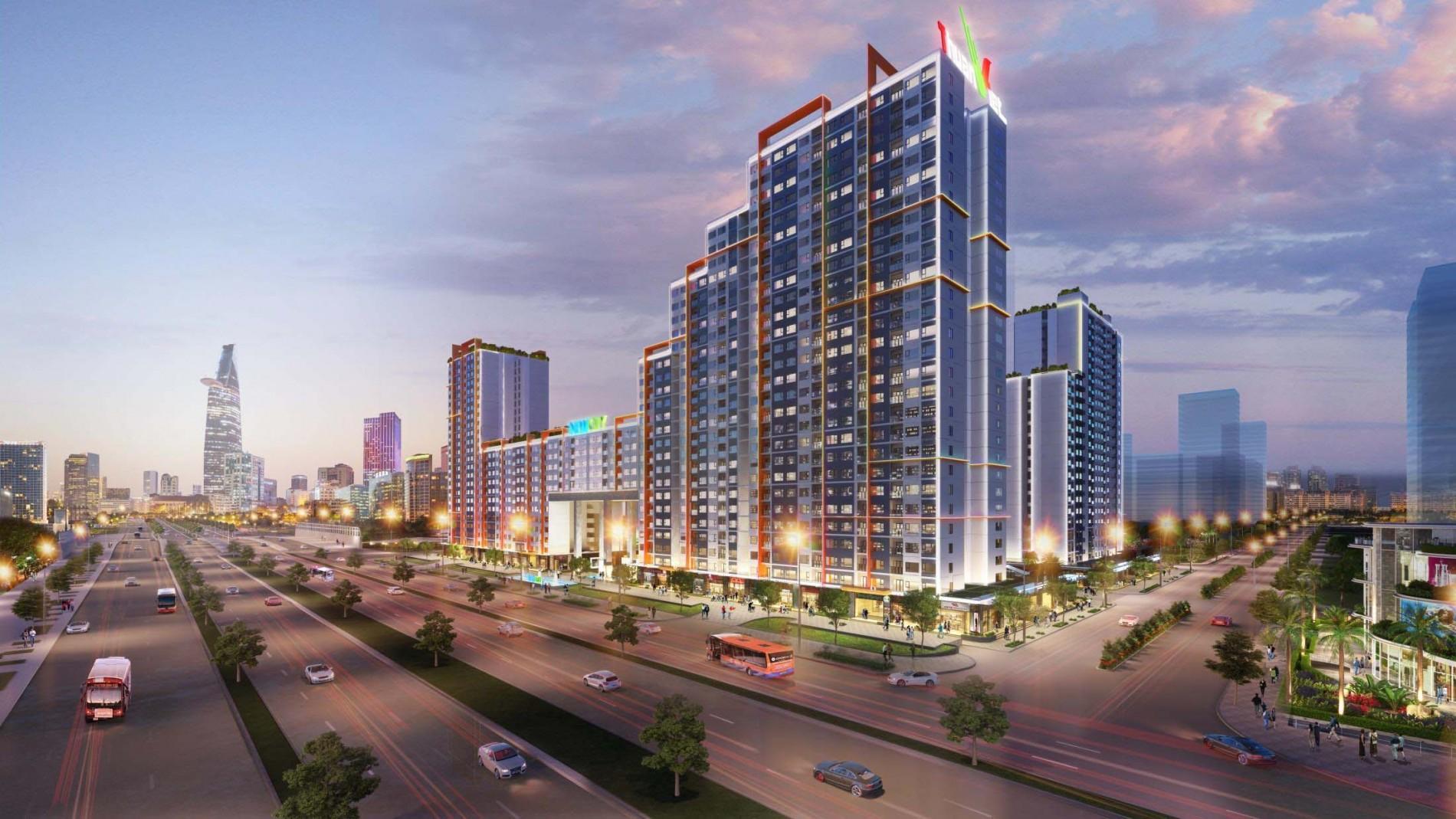 New City HCMC Thu Thiem