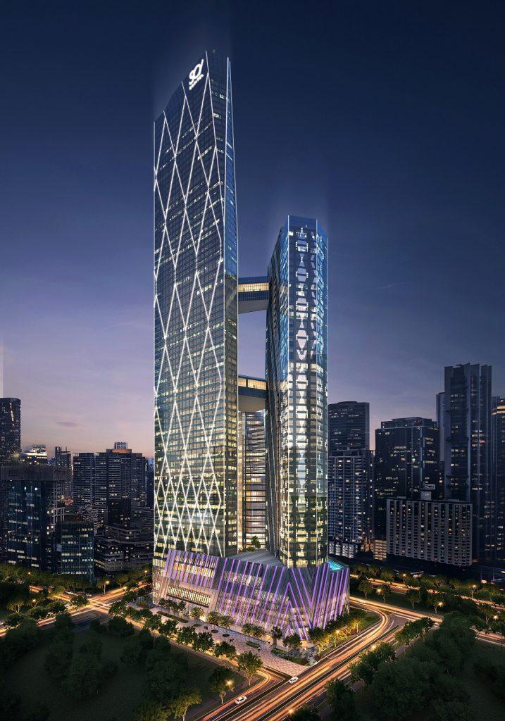 Oxley Tower KLCC, So Sofitel Kuala Lumpur Residences