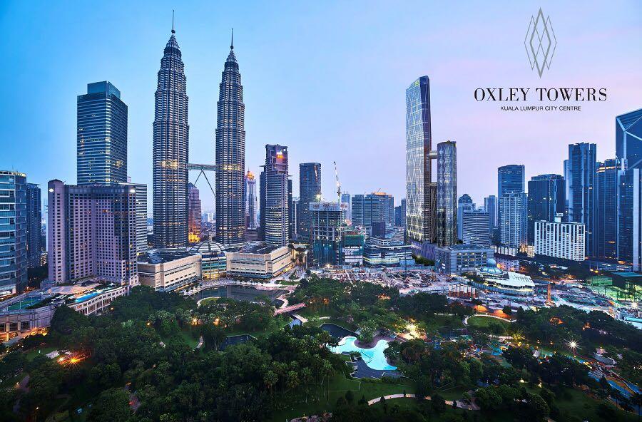 So Sofitel Kuala Lumpur Residences Oxley Tower KLCC