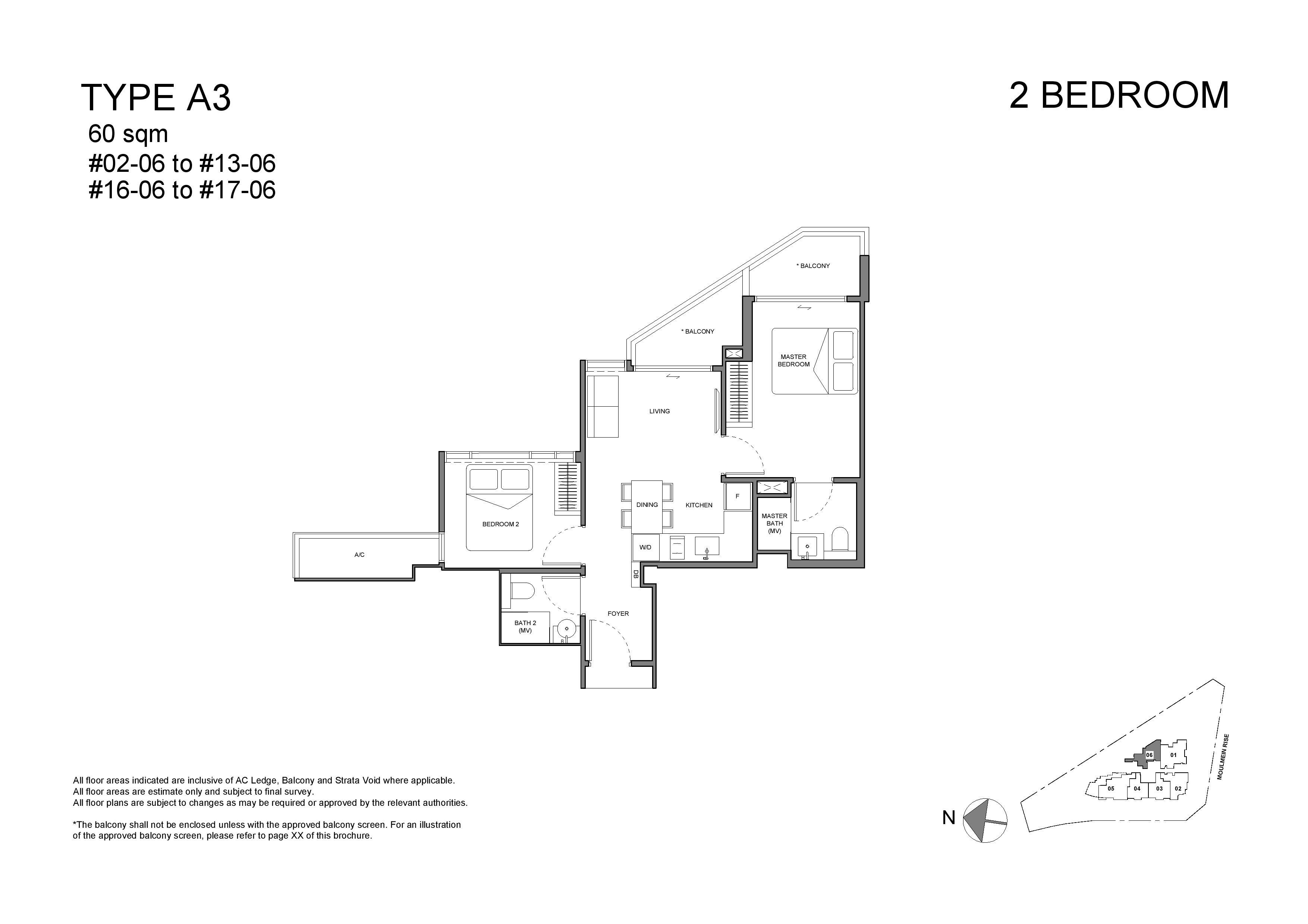 Neu At Novena Floor Plan