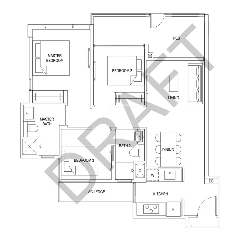 new-condominium-3-bedroom-floor-plan